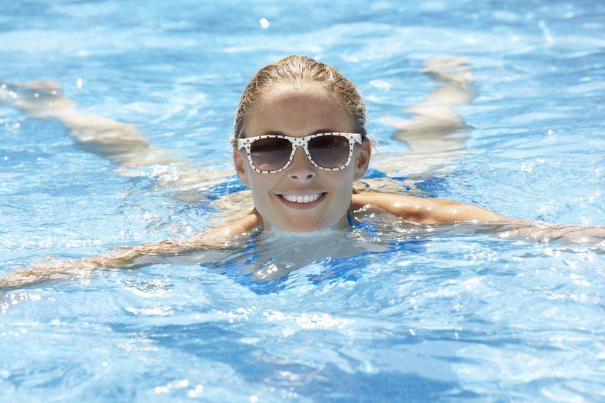 pływanie odczego zacząć