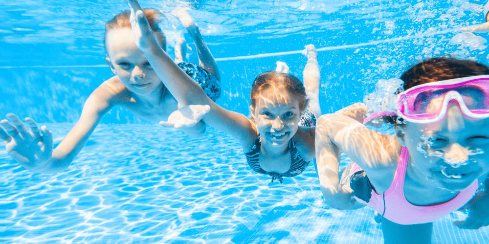 Nauka pływania – odczego zacząć?