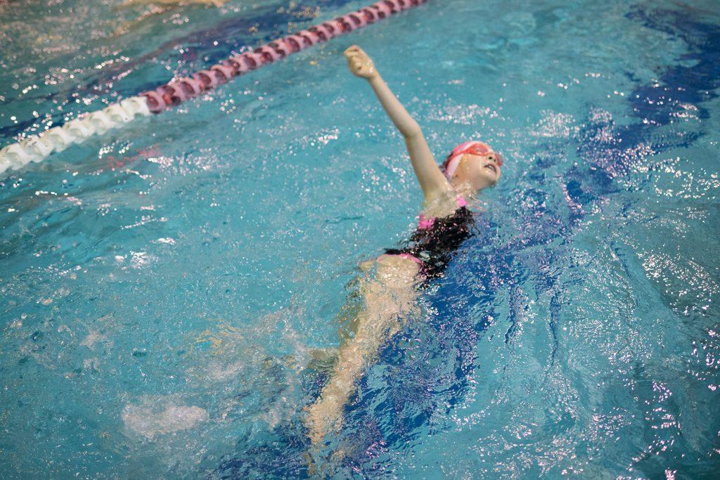 Style Pływackie