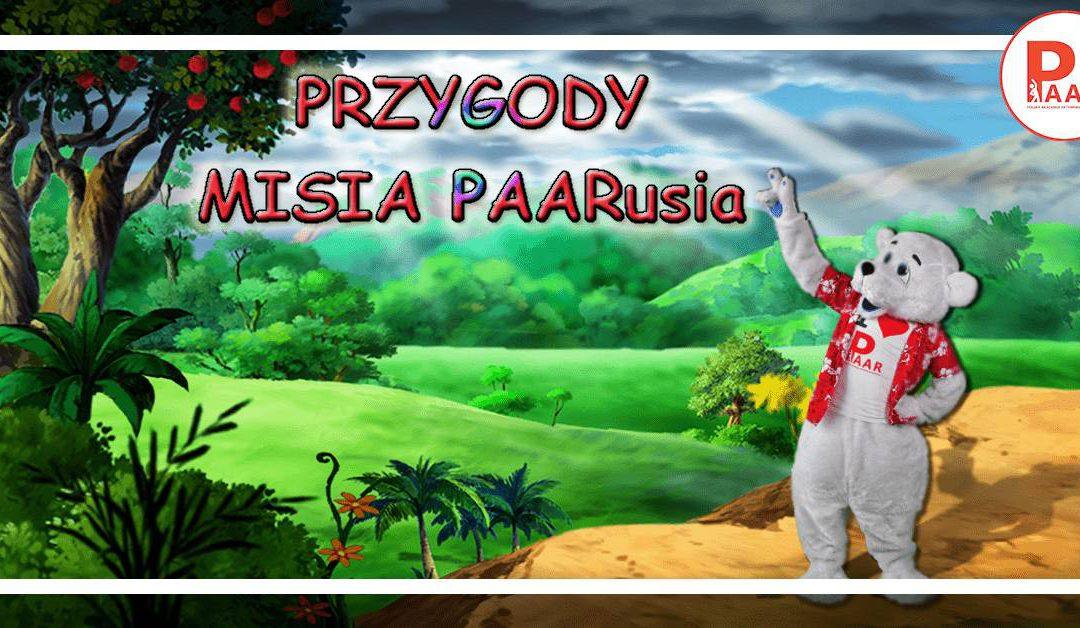 Przygody Misia PAARusia