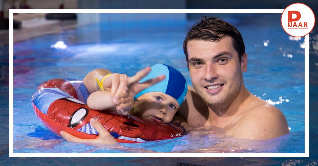 Indywidualna nauka pływania dla dziecka