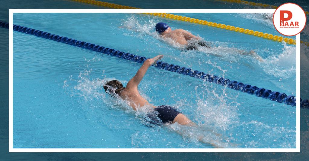 Krok pokroku. Zostań mistrzem pływania