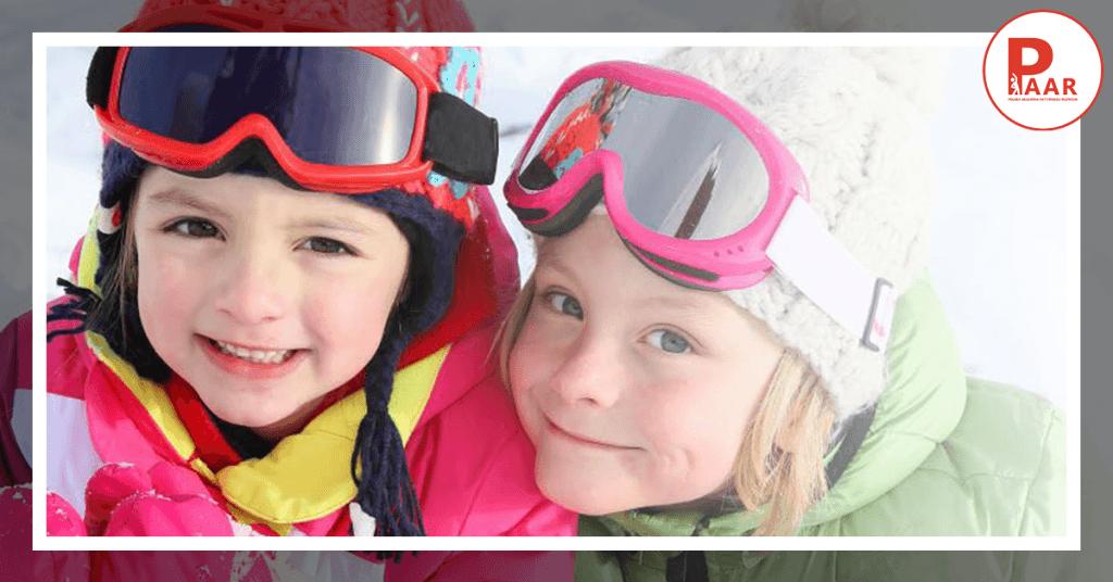 Obozy zimowe dla dzieci – same zalety ikorzyści!