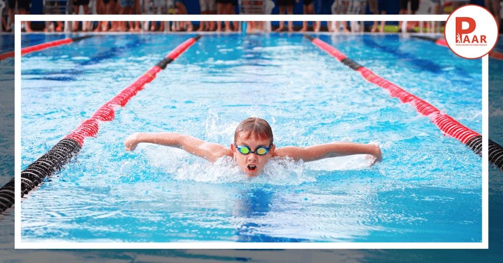 Oddech podczas pływania