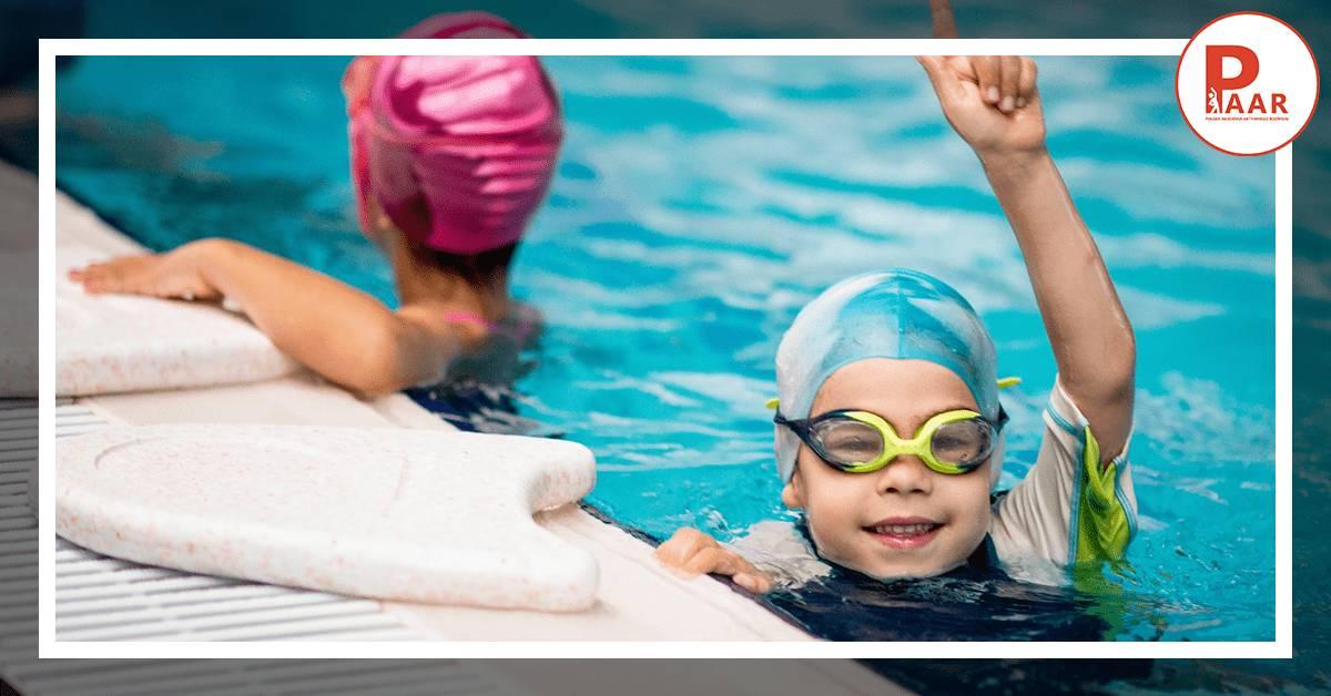 Gdzie można nauczyć się pływać naMokotowie?