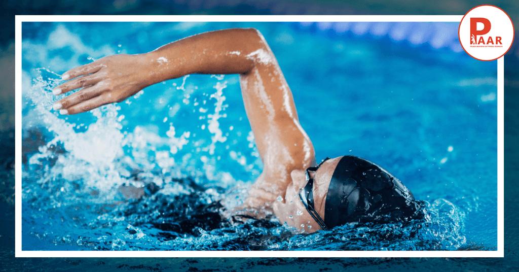 Pływanie jako ważna część triathlonu